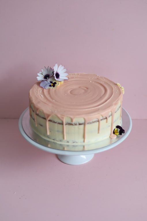 pastel-pink-drizzle-cake