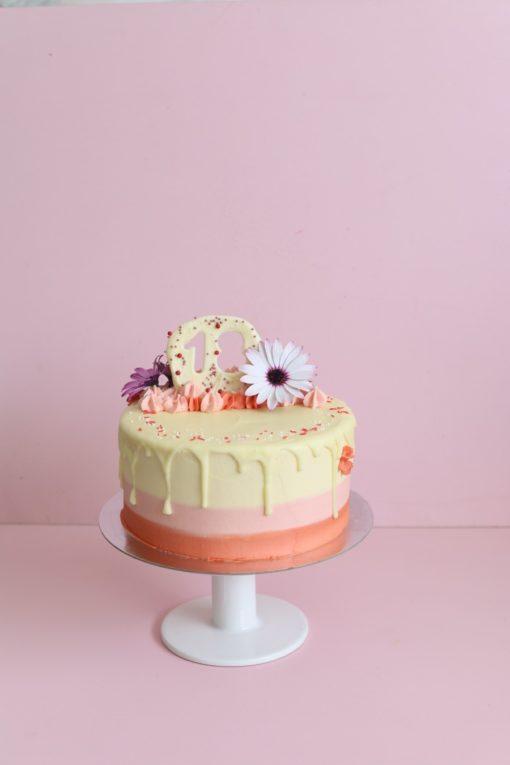 ombre-drizzle-cake