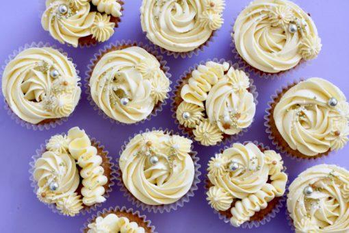 dairy free banana cupcakes