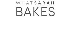 What Sarah Bakes - Cakery