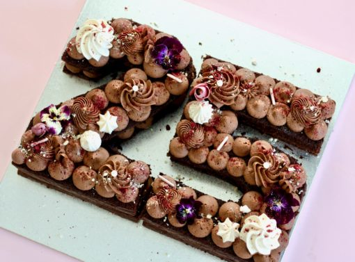 number-25-cake