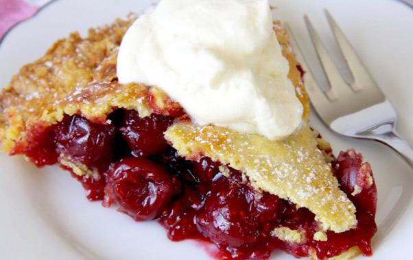 Desserts - Cherry Pie