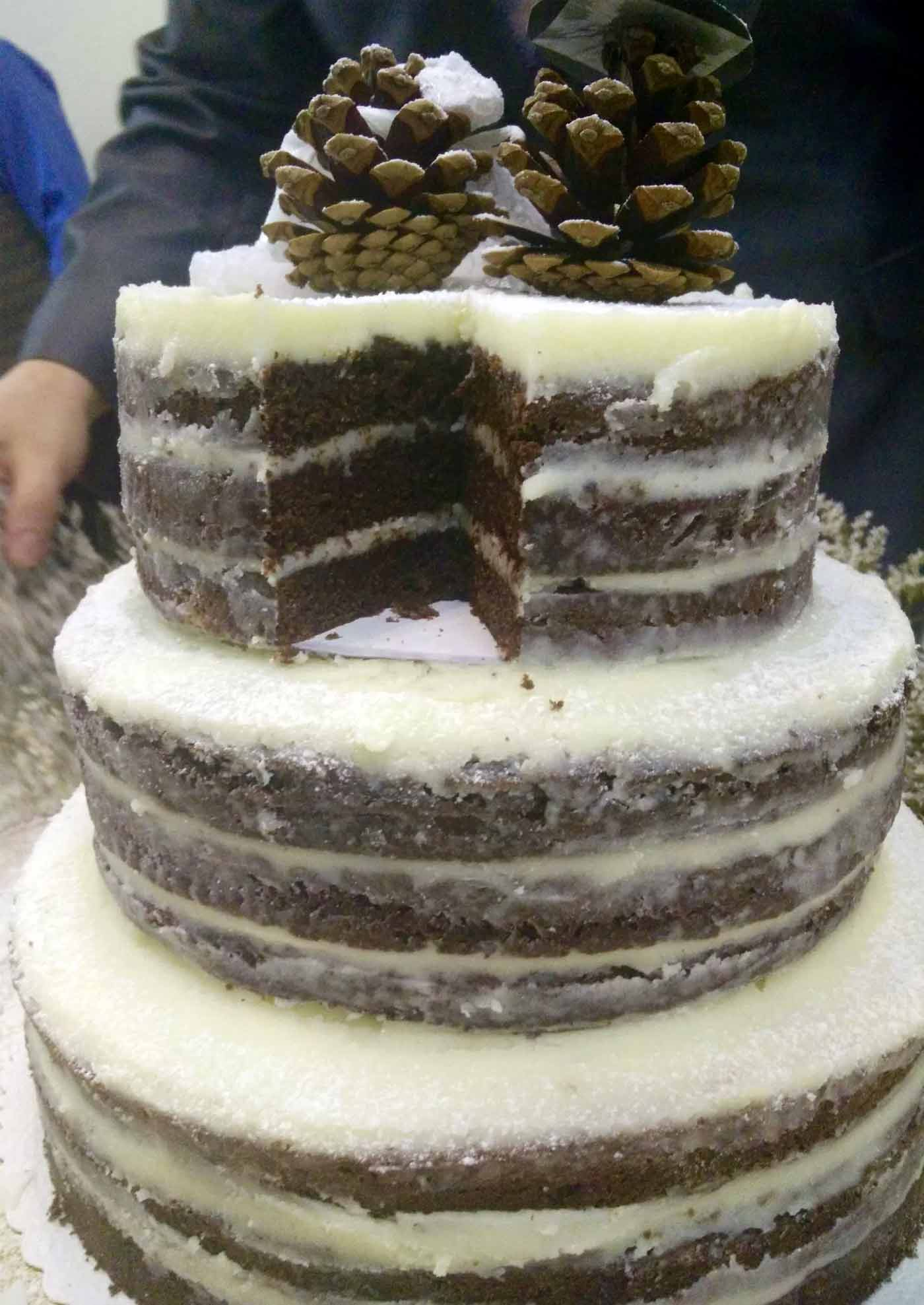 Wedding Cake Recipe.How To Make A Wedding Cake What Sarah Bakes
