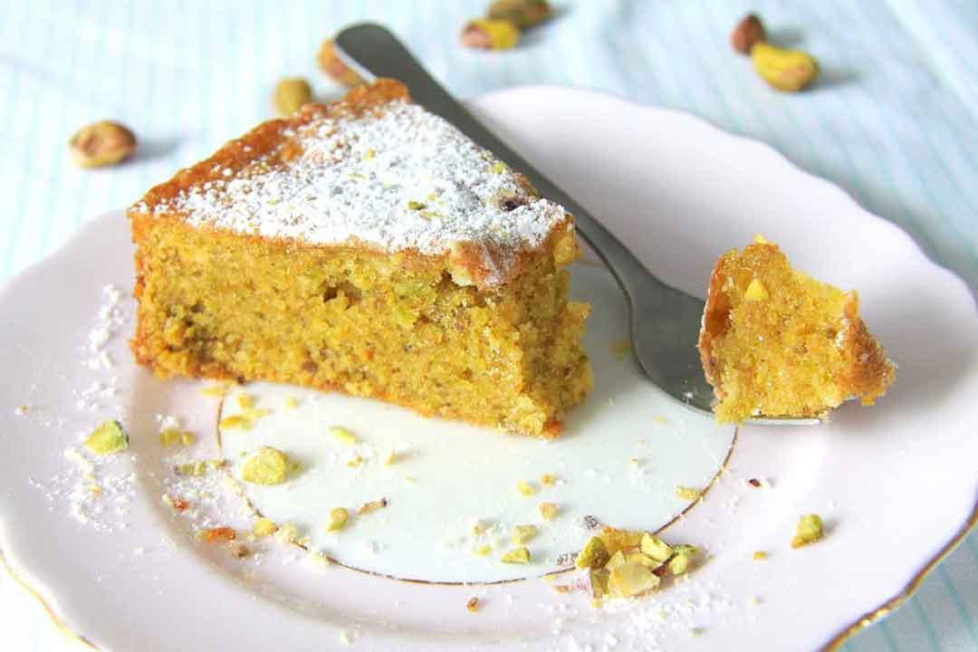 Add Pistachios To Cake Mix