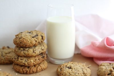 Chocolate Chunk Lactation Cookies